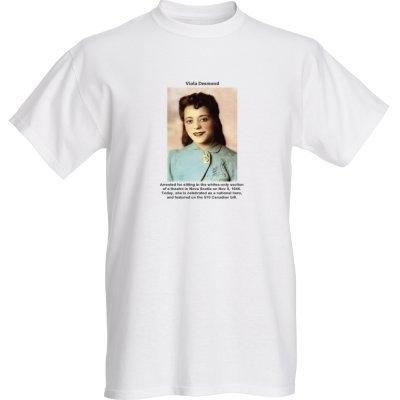 Viola Desmond T-shirt
